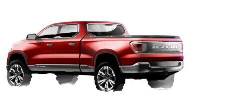 FCA Ram Drive for Design 2020