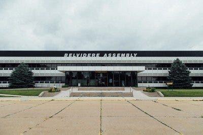 FCA stabilimento Belvidere