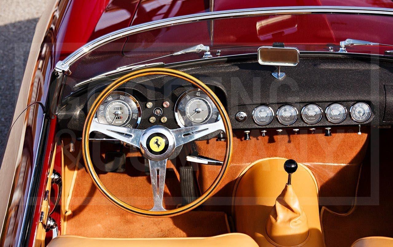 Ferrari 250 GT California Spider LWB 1965 asta