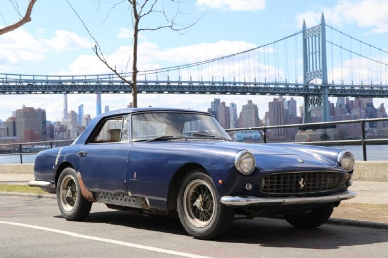 Ferrari 250 GT Coupé 1960 vendita