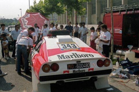 Ferrari 308 GTB Michelotto Gruppo B