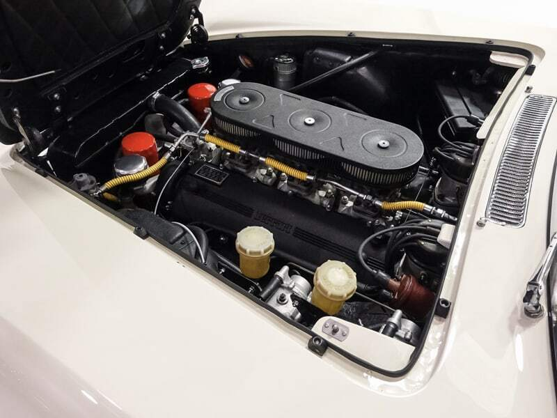Ferrari 330 GT 2+2 1962 Enzo Ferrari