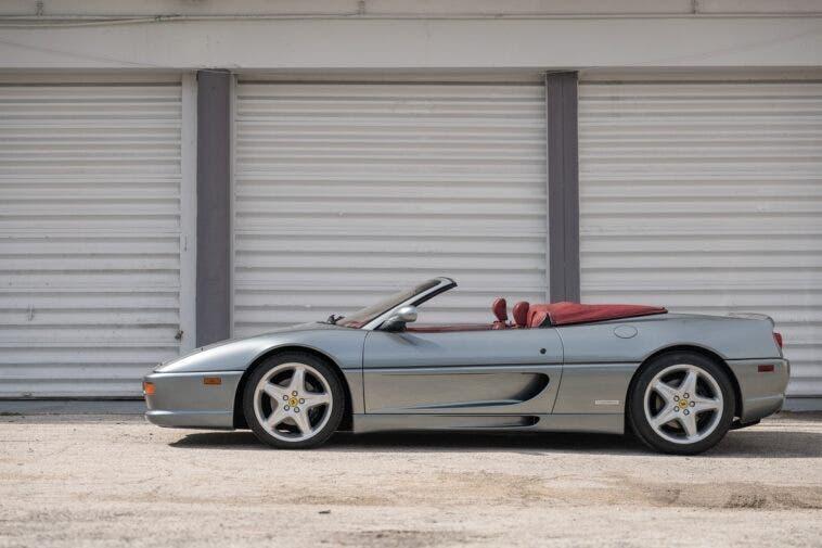 Ferrari 355 Spider 1997 in vendita