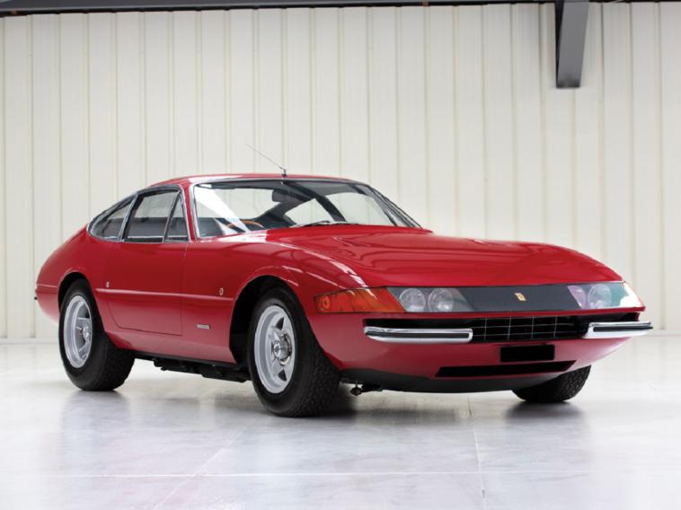 Ferrari 365 GTB/4 Daytona 1970 asta