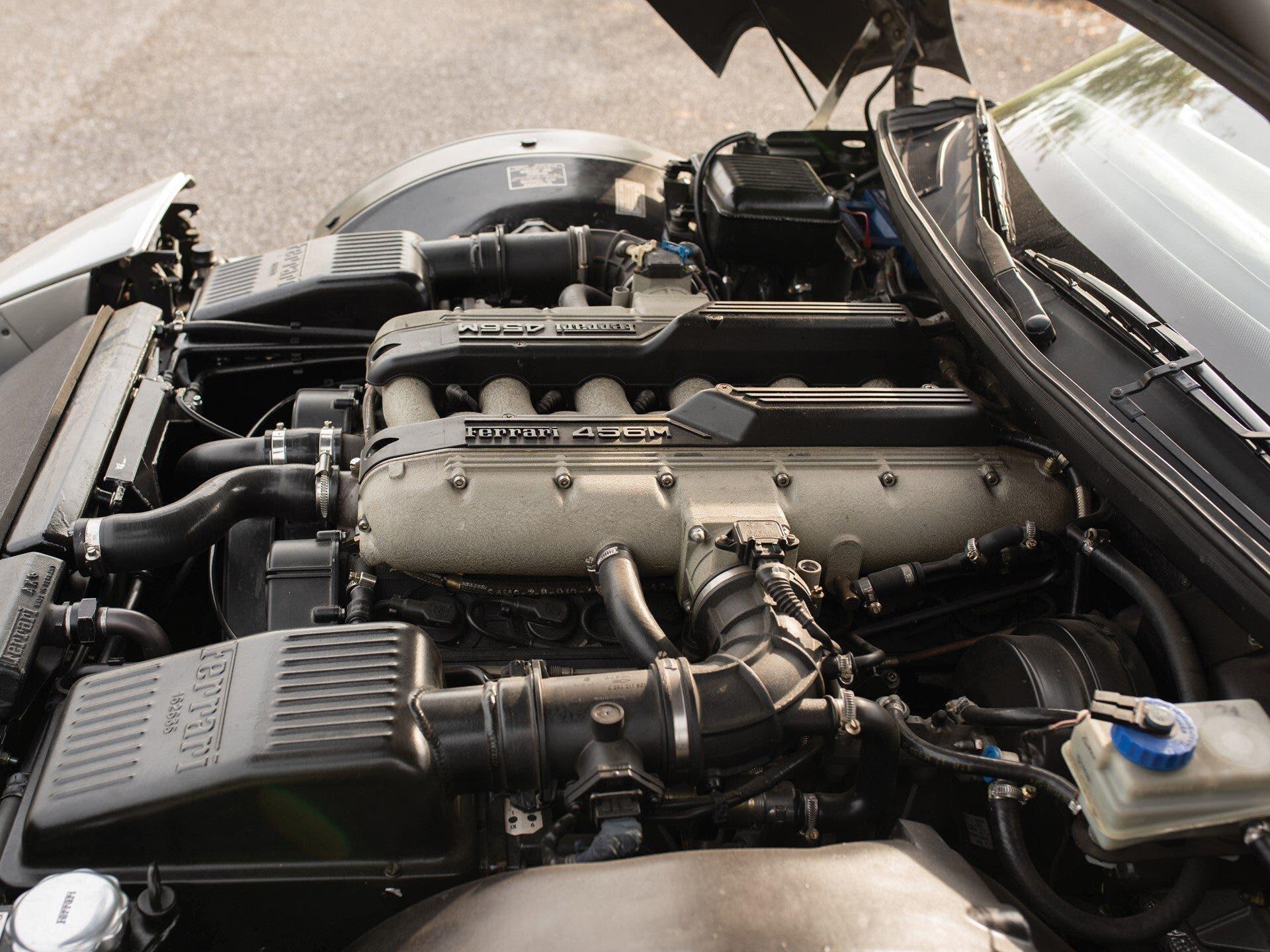 Ferrari 456M GT 2000 asta