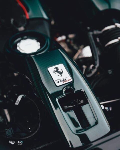 Ferrari 488 Pista e 812 Superfast Verde Scuro