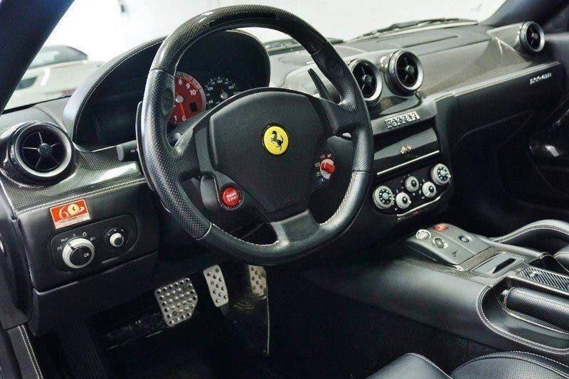 Ferrari 599 GTB Fiorano 2007 vendita