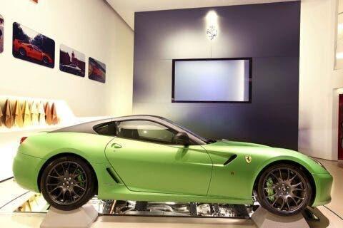 Ferrari 599 HY-KERS