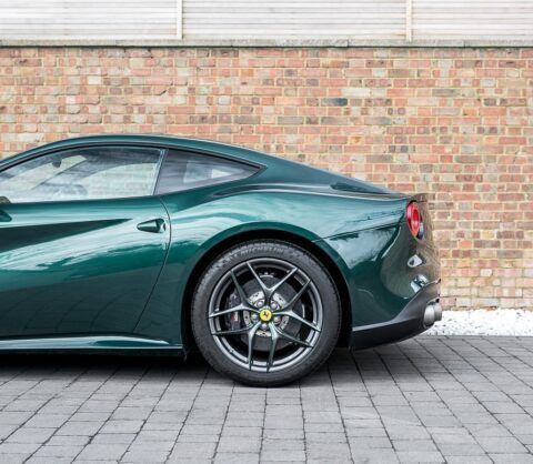 Ferrari 812 Superfast Verde Scuro