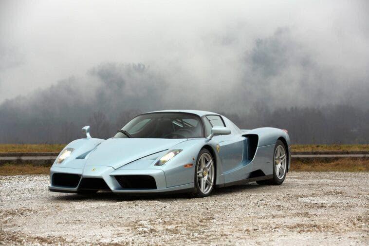 Ferrari Enzo Grigio Alloy