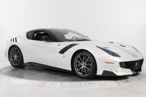 Ferrari F12tdf Bianco Italia