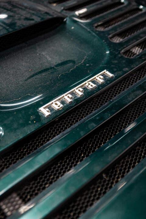 Ferrari F355 Berlinetta Verde Silverstone