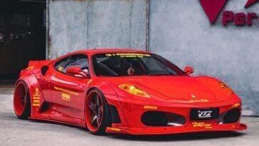 Ferrari F430 Liberty Walk