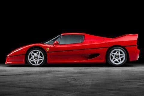 Ferrari F50 1996 in vendita
