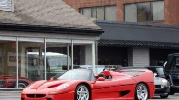 Ferrari F50 secondo esemplare