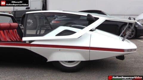 Ferrari Modulo Circuito di Cremona