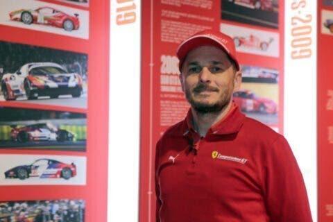 Ferrari at 24 Heures du Mans mostra