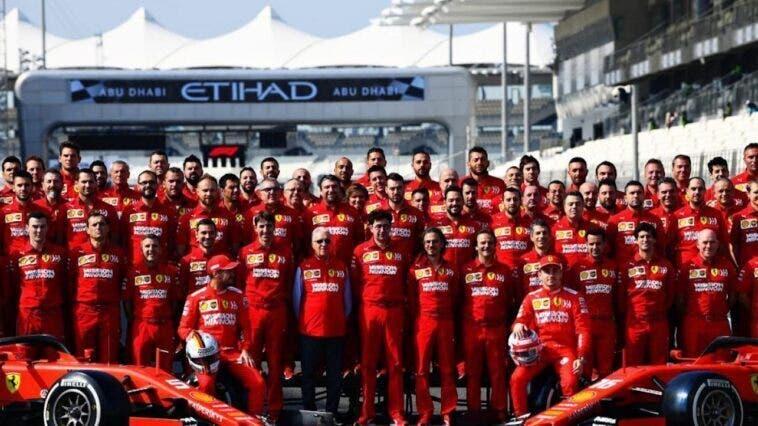 Ferrari Driver Academy