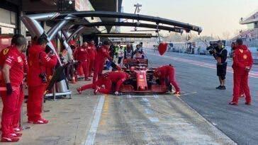 Ferrari Barcellona 2020 _ 1