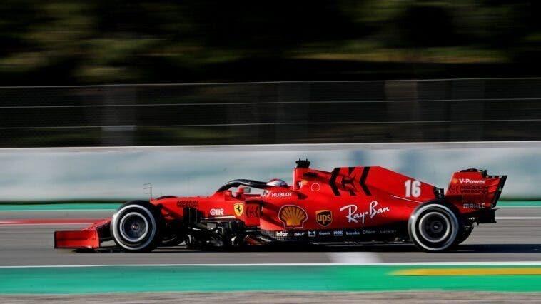 Ferrari Barcellona 2020 _ 2