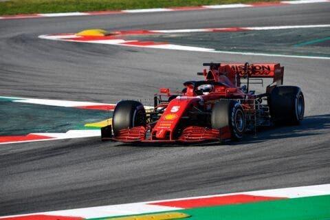Ferrari Barcellona 2020 _ 5