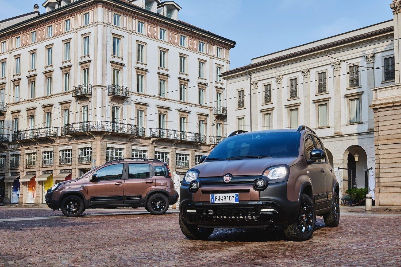 Fiat Panda Trussardi Hybrid