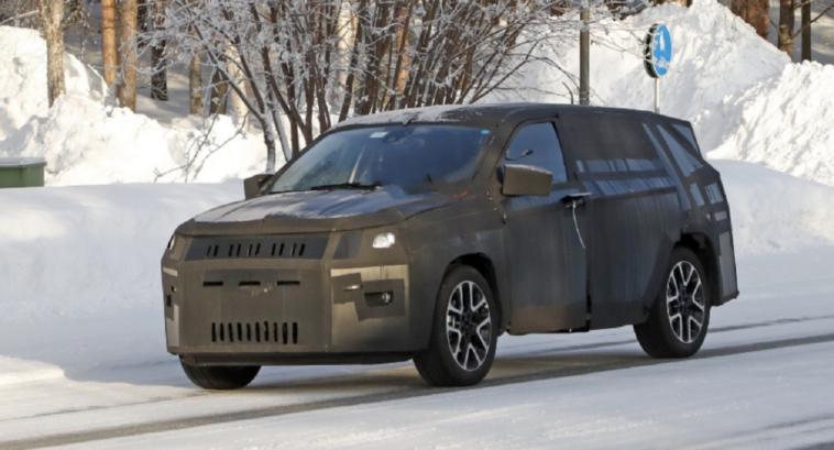 Fiat SUV Toro