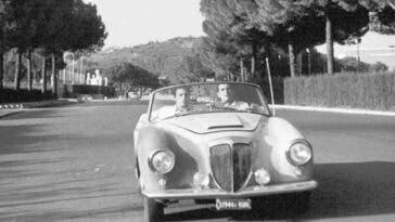 Il sorpasso Lancia Aurelia