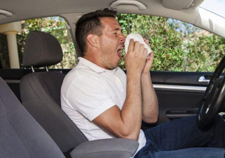 Sanificare Auto per Virus Influenza