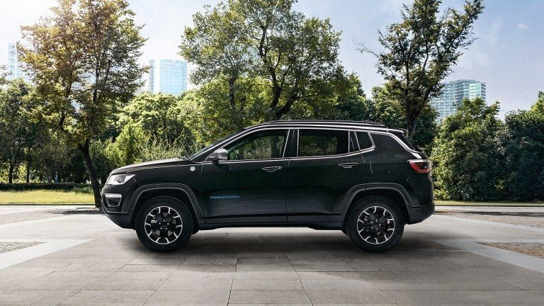 Jeep Compass 4xe First Edition