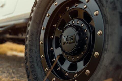 Jeep Gladiator Hellcat TR3 Performance