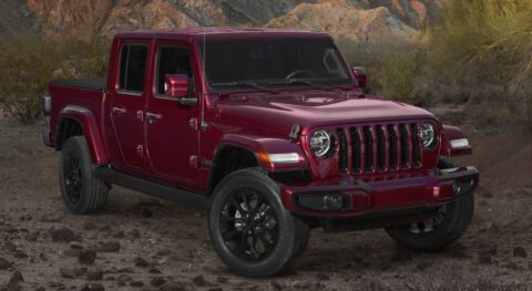 Jeep Gladiator High Altitude