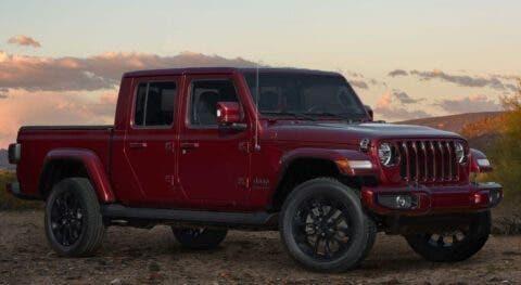 Jeep Gladiator High Altitude