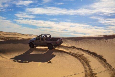 Jeep Gladiator Mojave 2020