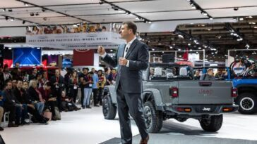 Jeep Gladiator Mojave Canadian International Auto Show 2020