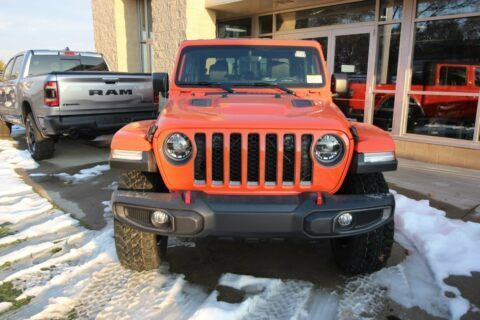 Jeep Gladiator spot Super Bowl