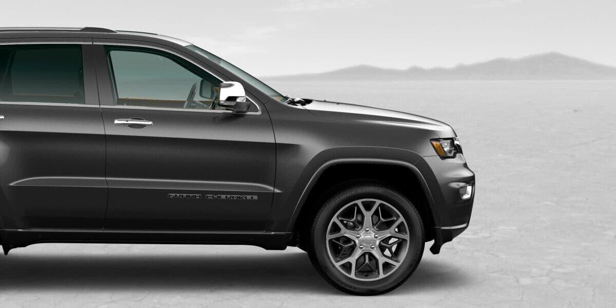Jeep Grand Cherokee Overland 2020 Messico