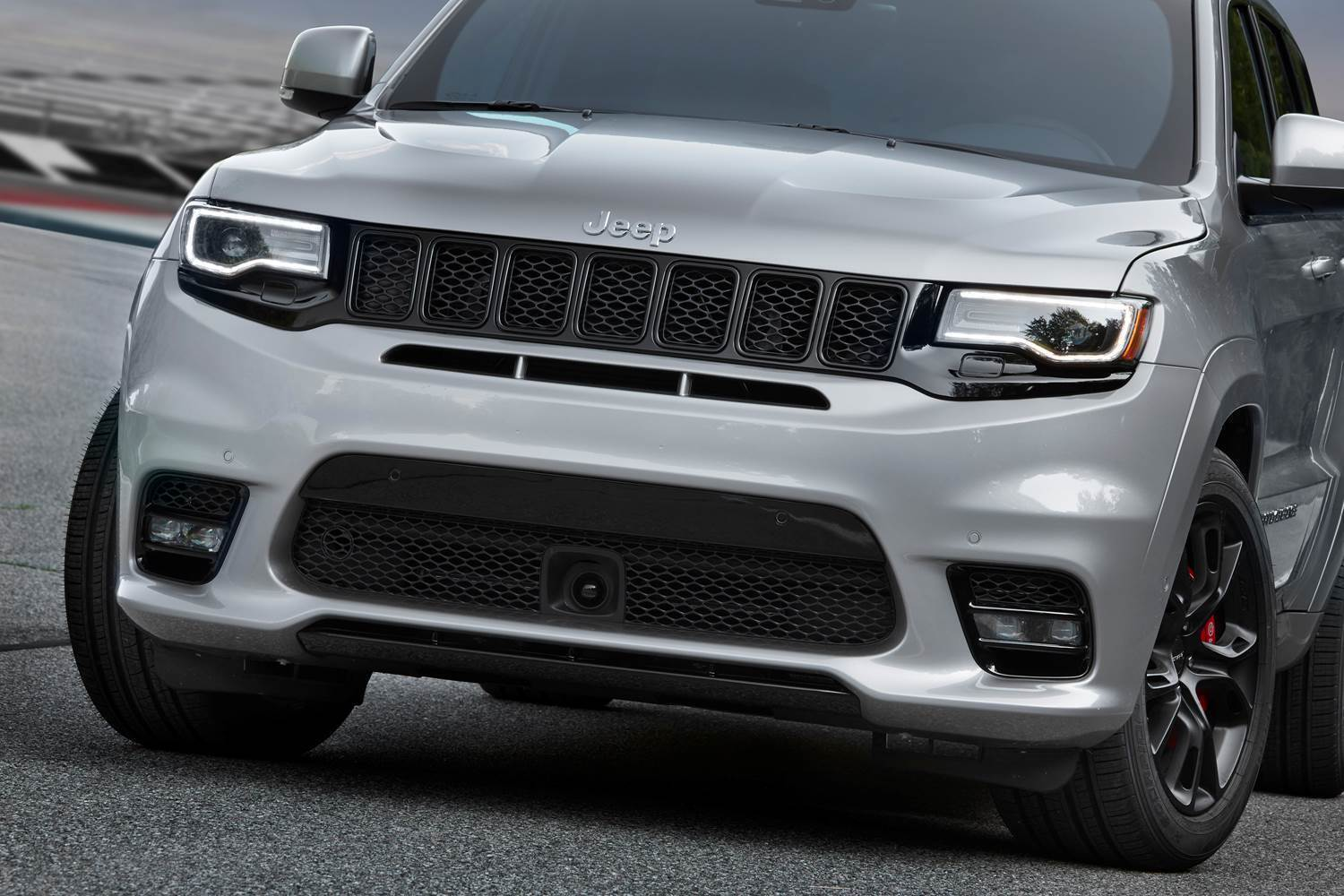 Jeep Grand Cherokee SRT 2020 Messico