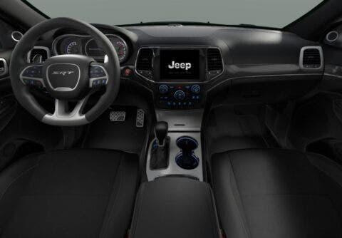 Jeep Grand Cherokee SRT 2020 Messico