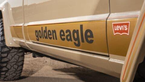 Jeep J10 Golden Eagle 1978 asta