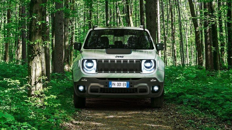 Jeep Renegade 4xe First Edition