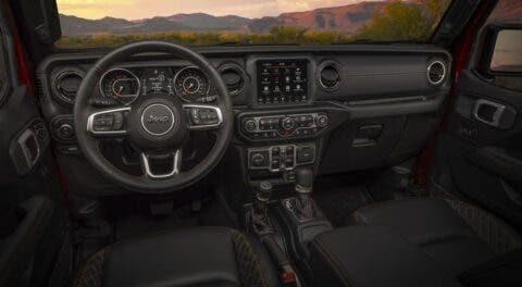 Jeep Wrangler e Gladiator High Altitude