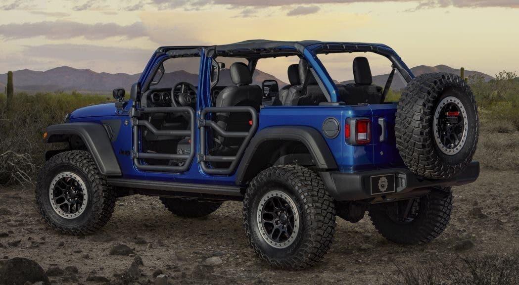 Jeep Wrangler JPP 20