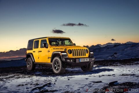 Jeep Wrangler Rubicon 5 porte India
