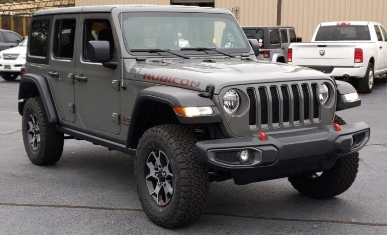 Jeep Wrangler Unlimited EcoDiesel 2020 concessionarie