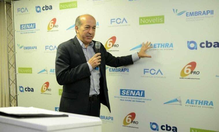 João Irineu Medeiros FCA America Latina