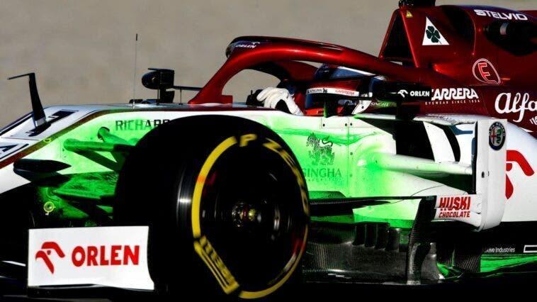 Formula 1, sorpresa Raikkonen nella seconda giornata di test a Barcellona