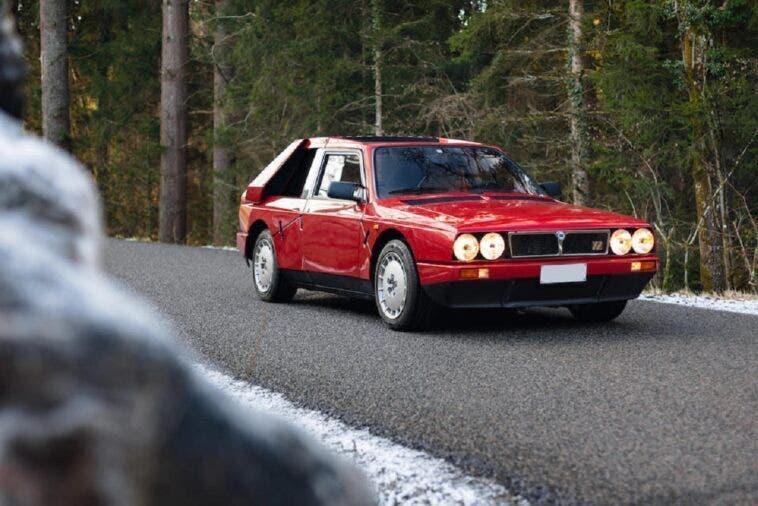 Lancia Delta S4 Stradale 1988 asta