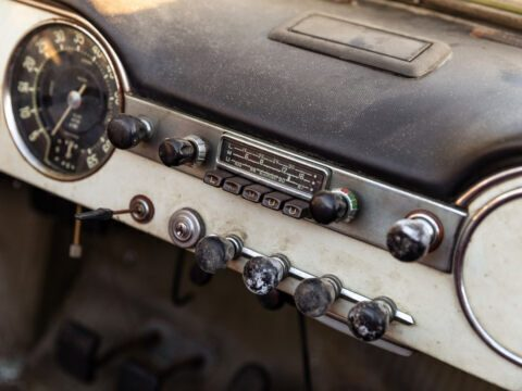 Lancia Flaminia 3C GT 2.8 Convertibile 1963 asta