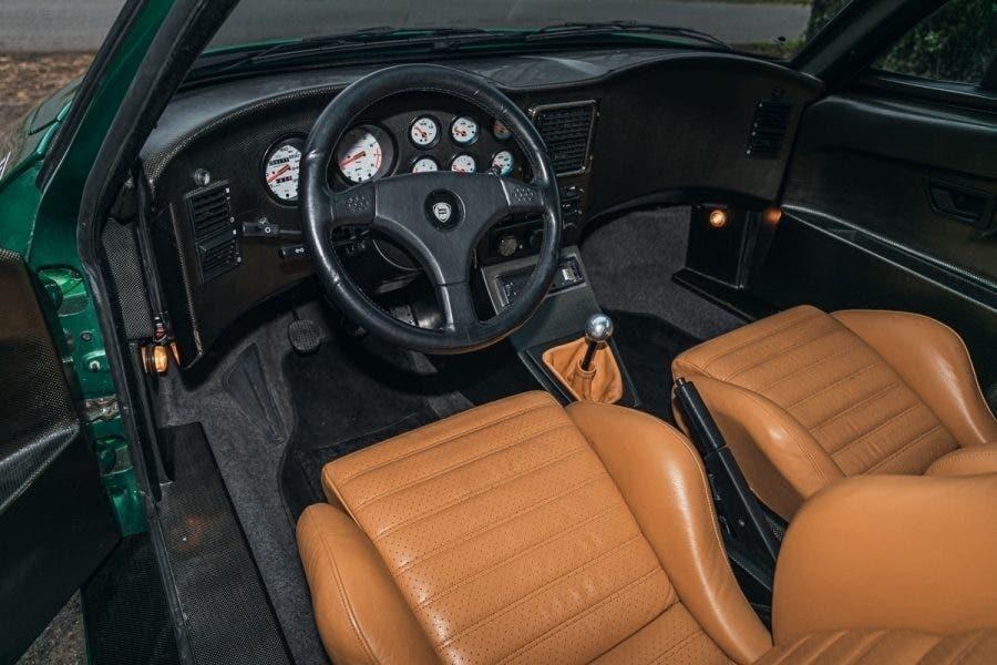 Lancia Hyena Zagato 1992 asta
